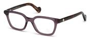 Selecteer om een bril te kopen of de foto te vergroten, Moncler Lunettes ML5001-081.