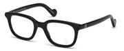 Selecteer om een bril te kopen of de foto te vergroten, Moncler Lunettes ML5003-001.