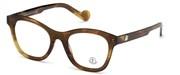Selecteer om een bril te kopen of de foto te vergroten, Moncler Lunettes ML5038-052.