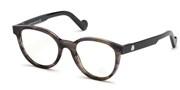 Selecteer om een bril te kopen of de foto te vergroten, Moncler Lunettes ML5041-083.