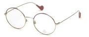 Selecteer om een bril te kopen of de foto te vergroten, Moncler Lunettes ML5047-074.