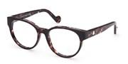 Selecteer om een bril te kopen of de foto te vergroten, Moncler Lunettes ML5086-055.