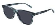Selecteer om een bril te kopen of de foto te vergroten, Mont Blanc MB0013SA-004.