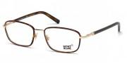 Selecteer om een bril te kopen of de foto te vergroten, Mont Blanc MB0556-055.