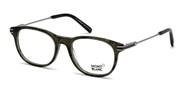 Selecteer om een bril te kopen of de foto te vergroten, Mont Blanc MB0724-098.