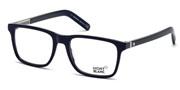 Selecteer om een bril te kopen of de foto te vergroten, Mont Blanc MB0737-090.