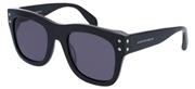 Selecteer om een bril te kopen of de foto te vergroten, Alexander McQueen AM0050SA-AsianFit-001.