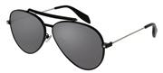 Selecteer om een bril te kopen of de foto te vergroten, Alexander McQueen AM0057S-001.