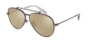 Selecteer om een bril te kopen of de foto te vergroten, Alexander McQueen AM0057S-003.