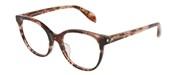 Selecteer om een bril te kopen of de foto te vergroten, Alexander McQueen AM0131OA-004.