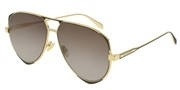 Selecteer om een bril te kopen of de foto te vergroten, Alexander McQueen AM0204S-003.
