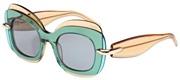 Selecteer om een bril te kopen of de foto te vergroten, Pomellato PM0001S-02.