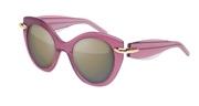 Selecteer om een bril te kopen of de foto te vergroten, Pomellato PM0004S-005.