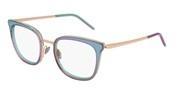 Selecteer om een bril te kopen of de foto te vergroten, Pomellato PM0065O-002.