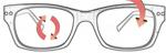Selecteer om een bril te kopen of de foto te vergroten, Replace RX Lenses Personal.Frame.