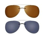 Selecteer om een bril te kopen of de foto te vergroten, Silhouette CLIP-ON-5090-01.