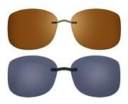 Selecteer om een bril te kopen of de foto te vergroten, Silhouette CLIP-ON-5090-05.