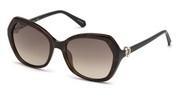 Selecteer om een bril te kopen of de foto te vergroten, Swarovski Eyewear SK0165-52F.