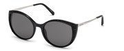 Selecteer om een bril te kopen of de foto te vergroten, Swarovski Eyewear SK0168-01A.