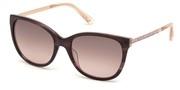 Selecteer om een bril te kopen of de foto te vergroten, Swarovski Eyewear SK0218-71F.