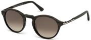 Selecteer om een bril te kopen of de foto te vergroten, Tods Eyewear TO0179-48K.