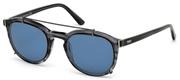Selecteer om een bril te kopen of de foto te vergroten, Tods Eyewear TO0181-20V.