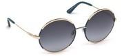 Selecteer om een bril te kopen of de foto te vergroten, Tods Eyewear TO0186-28W.