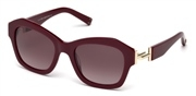 Selecteer om een bril te kopen of de foto te vergroten, Tods Eyewear TO0195-69T.