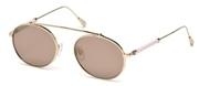 Selecteer om een bril te kopen of de foto te vergroten, Tods Eyewear TO0198-28Z.