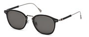Selecteer om een bril te kopen of de foto te vergroten, Tods Eyewear TO0218-01D.