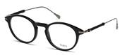 Selecteer om een bril te kopen of de foto te vergroten, Tods Eyewear TO5170-001.