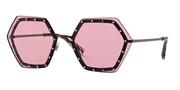 Selecteer om een bril te kopen of de foto te vergroten, Valentino 0VA2035-303984.