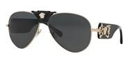 Selecteer om een bril te kopen of de foto te vergroten, Versace 0VE2150Q-100287.