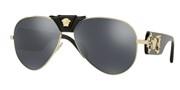 Selecteer om een bril te kopen of de foto te vergroten, Versace 0VE2150Q-12526G.