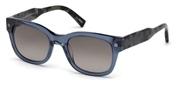 Selecteer om een bril te kopen of de foto te vergroten, Ermenegildo Zegna EZ0087-92B.
